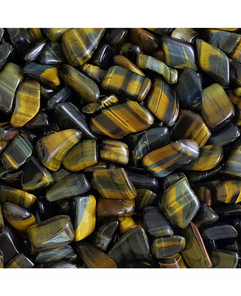 Multi Tiger Eye